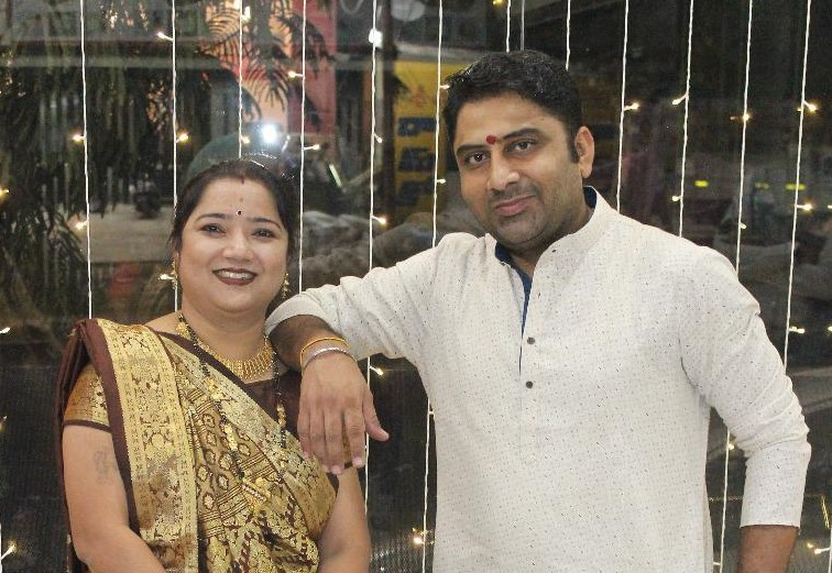 Nitin Patel/ Jyothi Patel