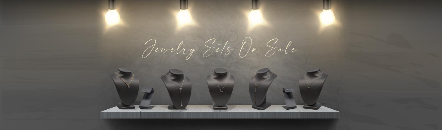 jewelry sets on sale