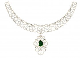 Bridal Jewelry - Necklace