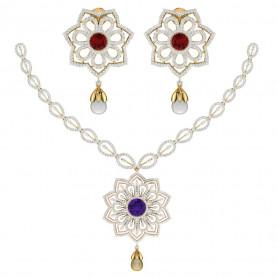 Bridal Diamond & Color stone Jewelry