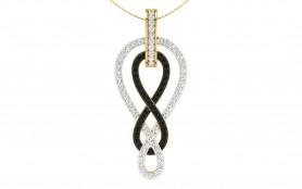 Infinity Diamond Jewelry Set