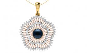 Diamond & Pearl Classic Jewelry Set