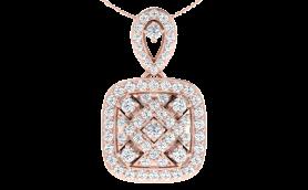 Diamond Petite Classic Jewelry Set