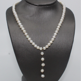 Freshwater Culture Pearl Necklace