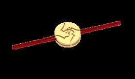 10K -  Gold Rakhi