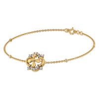 Diamond Loose Bracelet